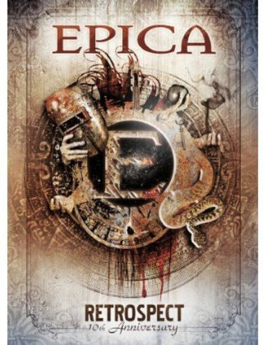 Epica: Retrospect-10th Anniversary (3CDs + 2 BluRays) (Audio CD)