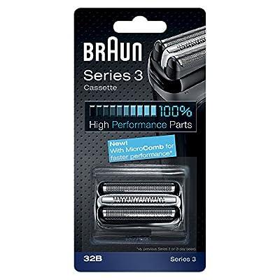 Rasoio elettrico Braun replacement foil cartuccia