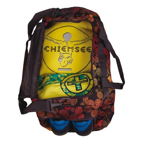 Chiemsee Damen Matchbag Medium Sporttasche Dots Black 1