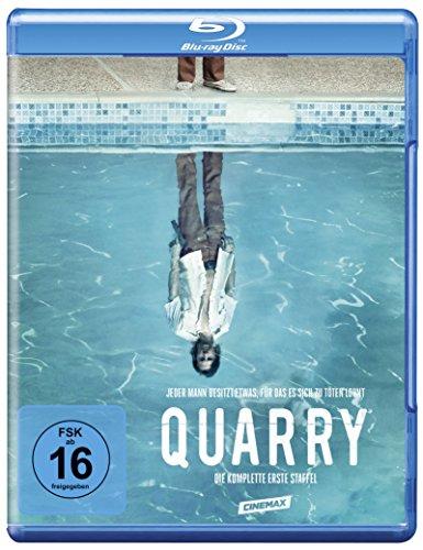 Deckname Quarry Staffel 2