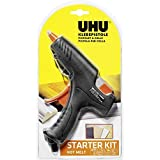 UHU Heißklebepistole Hot Melt Starter Kit 4026700483659