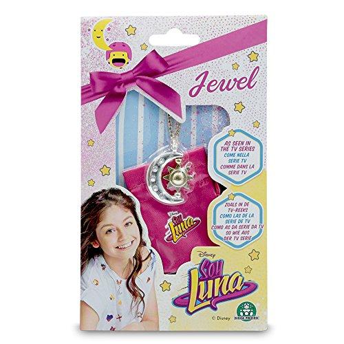 Soy Luna 70490001 - Disney Halskette mit Anhänger