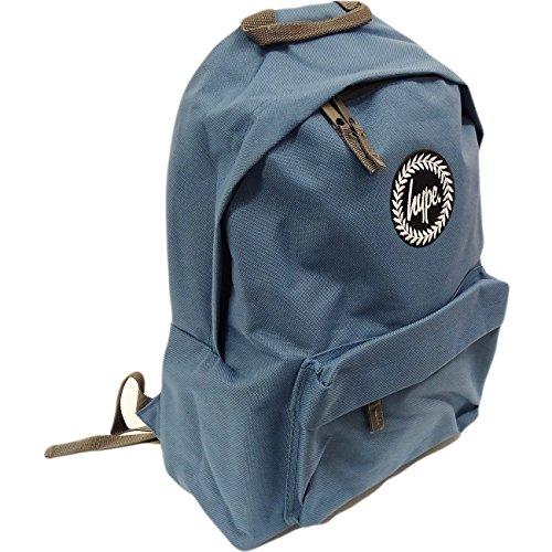 Just Hype Hype bag kit (Plain), Borsa a spalla uomo Taglia Unica Airforce Blue