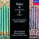 Seis Conciertos Para Dos Organ [Import allemand]