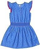 ESPRIT KIDS Mädchen Kleid RL3027304, Blau (Cornflower 403), 128 (Herstellergröße: 128/134)