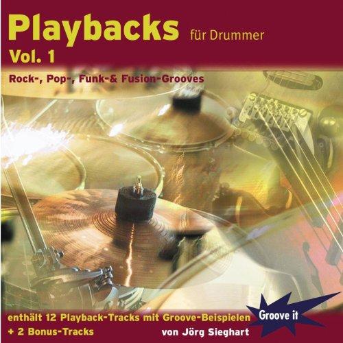 Playbacks für Drummer Vol. 1