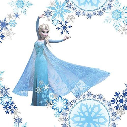 Graham & Brown 70-540 PapierTapete Frozen Snow Queen Kollektion Kids @ Home -