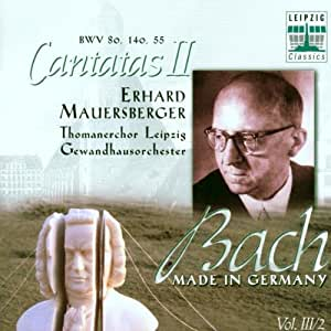 Bach - Made in Germany Vol. III / 2 (Kantaten)