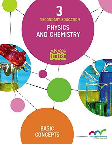 Physics and chemistry 3 basic concepts (anaya english)
