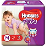 Huggies Wonder Pants Medium Size Diapers (18 Count)