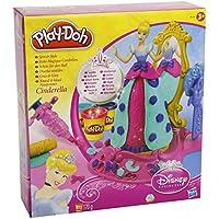 Hasbro 381321480 PlayDoh - El vestido mágico de Cenicienta