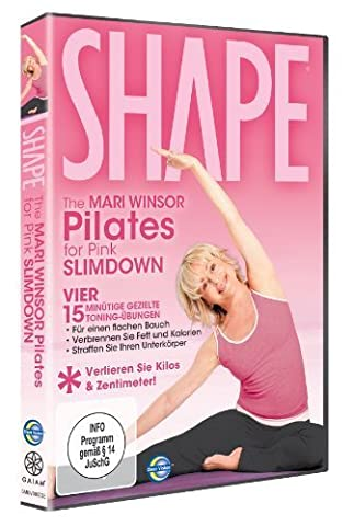 The Mari Winsor Pilates for Pink Slimdown
