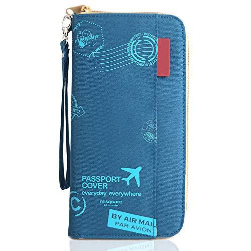 Ausweistasche,Reise-Brieftasche,...