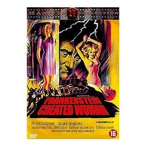 Frankenstein Created Woman (import)