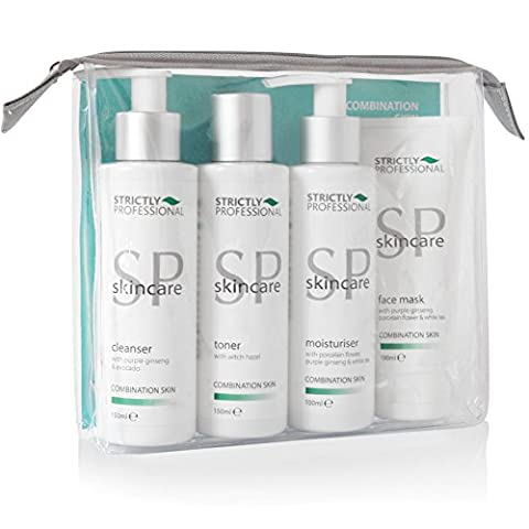 Strictly Professional Facial Care Kit for Combination Skin