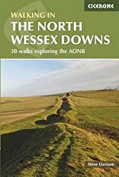 Walking in the North Wessex Downs (Cicerone Walking Guides)