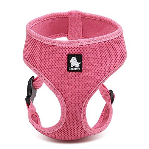 Ultra-Soft Hundegeschirr Softgeschirr Brustgeschirr Hunde Hundehalsband Geschirr Sicherheitsgeschirr