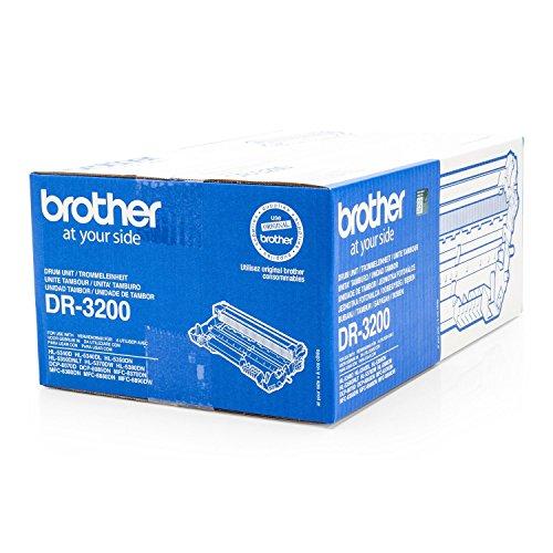 Original Bildtrommel passend für Brother HL-5350 Series Brother DR3200 DR-3200 - Premium Trommel - Farblos - 25000 Seiten