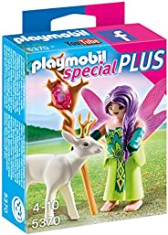 Playmobil Fairy With Deer Figures, Multi-Colour, 5370