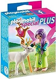 بلاي موبيل لعبة الجنية مع شخصيات غزال , متعددة الالوان , 5370