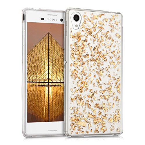 kwmobile-crystal-tpu-silicone-case-for-sony-xperia-m4-aqua-in-gold-transparent-design-flakes