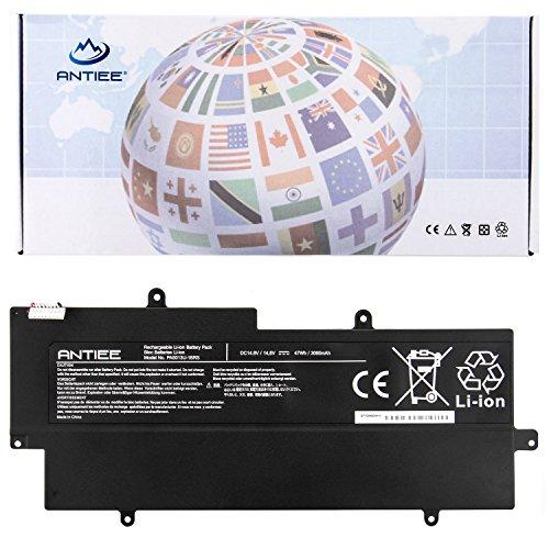 ANTIEE Compatible Pa5013u-1brs Akku Replacement für Toshiba Portege Z830 Z835 Z930 Z830-10P Z835-P330 Z935 Series Pa5013u P000552590 14.8V 47Wh