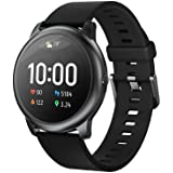 Decdeal Global Version Smart Watch Solar LS05 12 Sports Modes Music Control Sports Wristband 24H Heart Rate Monitoring Daily