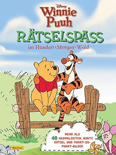 Disney Winnie Puuh: Rätselspaß im (Bär Pooh Ferkel Und)