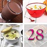 Dieta Dimagrante Iperproteica 28 giorni Colazione Cioccolato Kit 66 prodotti + 1 shaker e 1 guida offerti – perdita di peso ottimizzata in 4 settimane