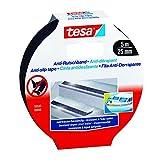 tesa Anti-Rutschband schwarz, 5m x 25mm