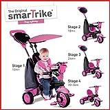 Giochi Preziosi Smart Trike Spspark ORF6751200 Triciclo 4 in 1