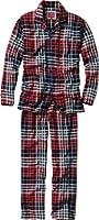 Tom Tailor Schlafanzug Flanell marine Größe 56