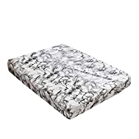 غطاء تغليف للمرتبة من ماين ستاي بحماية للطبقة الخارجية وتهوية جيدة ومضاد للحساسية Twin MHLMAINSTAYAEH24814W-TCTSA