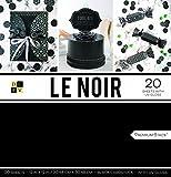 American Crafts 30,5x 30,5cm Le Noir Premium Bedruckt Karton Stack