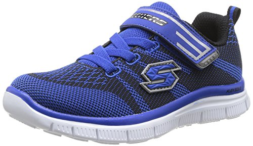 Skechers Flex Advantage Master Mind Boys' Multisport Outdoor Shoes, Blue, Child 13...