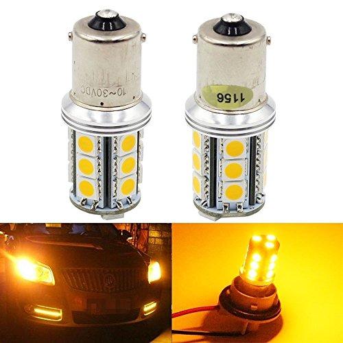 2-pack-1156-bau15s-7507-12496-extremely-bright-amber-yellow-led-light10-30v-dc-amazenar-imported-505