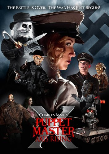 Puppet Master X: Axis Rising by Levi Fiehler (Puppet Master-axis)