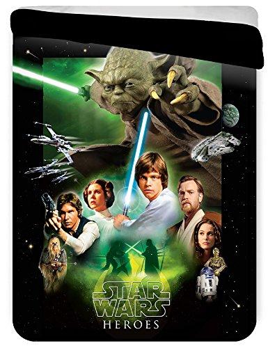 Steppdecke Disney Star Wars Tagesdecke 180x 260cm Frühling Sommer