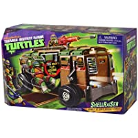 Teenage Mutant Ninja Turtles 14094011 - Veicolo shellraiser, senza personaggi - Pulsanti Turtle