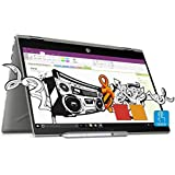 HP Pavilion x360 Intel Core i5 8th Gen 14-inch FHD Touchscreen 2-in-1 (8GB/1TB +8GB SSHD/Windows 10 Home/2GB Graphics/Mineral Silver/1.68 Kg), 14-cd0051TX