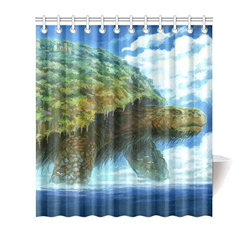 custom-sea-turtle1-shower-curtain-60w-x-72h-inches-waterproof-polyester-fabric-one-side-printing-12-