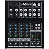 Mackie Mix 8 Channel Compact Mixer