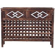 suchergebnis auf f r holzgitter f r balkon. Black Bedroom Furniture Sets. Home Design Ideas