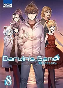 Darwin's Game Edition simple Tome 8