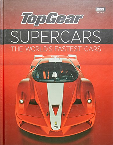 Top Gear Supercars Cover Image