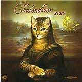 Calendrier 2020 Les Chats enchantés