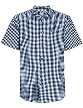 Distler 1/2-Arm Trachtenhemd, Karo