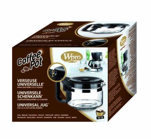 Wpro Kaffeekanne universal (für 12/15 Tassen) UCF002