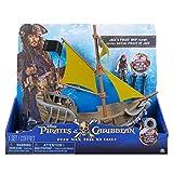 Disney Pirati dei Caraibi- Pirati dei Caraibi Nave di Jack Sparrow, 6036006