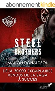 Steel Brothers : Tome 1, Châtiment (NEW INK)